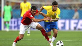 Piala Dunia 2018- Brasil 1-1 Swiss: Tim Samba Berbagi Angka di Laga Perdana