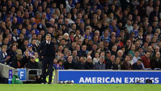 'It Was a Hard Night For Us': Hughton Hails Brighton's Character Despite 3-1 Defeat to Man City