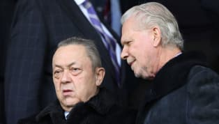 David Sullivan Says West Ham 'Very Close' to Announcing Manager After Shakhtar Boss Agrees New Deal