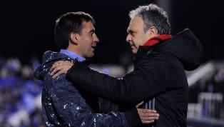Los 5 clubes que más jornadas mantuvieron a un mismo entrenador tras debutar en Primera