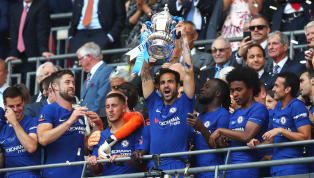 Cesc Fabregas Praised for 'Classy' Move After FA Cup Final Victory at Wembley