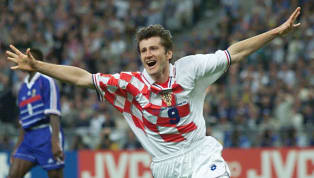 World Cup Countdown: 5 Weeks to Go  Croatia Win Bronze Thanks to Their Golden Boy Davor Šuker