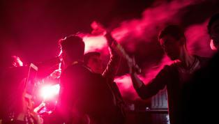 Bağdat Caddesinde Dün Akşam Şampiyonluk Kutlaması Gerginliği Yaşandı