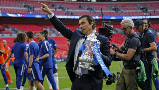 Antonio Conte Issues Challenge to Chelsea Board After Saturday's FA Cup Final Win