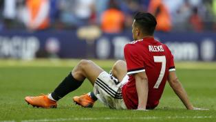 La dura autocrítica de Alexis Sánchez por su temporada en el United