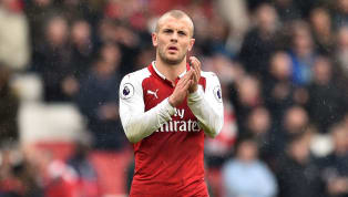 Roma Eye Jack Wilshere as Radja Nainggolan Replacement With Arsenal Star's Future Uncertain