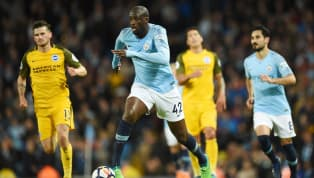 Man City 3-1 Brighton: Record Breaking City Side Victorious in Yaya Toure's Final Game at the Etihad