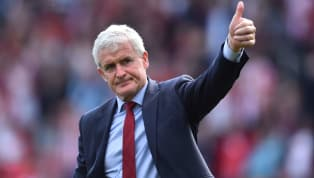 Mark Hughes 'Not Sure' Over Southampton Future After Final Day 1-0 Manchester City Loss