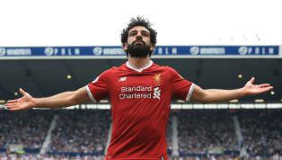 WATCH: Free-Scoring Mohamed Salah Jokes Why He 'Never Smiles' While Celebrating