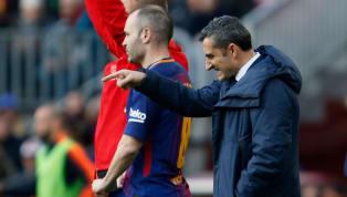Barcelona Boss Ernesto Valverde Insists His Side Must Strengthen Ahead of Andres Iniesta Departure