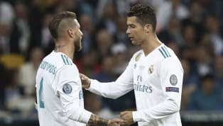 Sergio Ramos Issues Response After Cristiano Ronaldo's Cryptic Comments About His Future