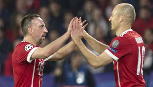 Why the Longevity of Arjen Robben and Franck Ribery Is a Paradox in the Future Progression of Bayern