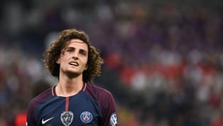 Toys Out of the Pram: PSG Star Adrien Rabiot Has Taken His France World Cup Omission Very Badly