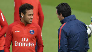 New Arsenal Boss Admits He Was Forced to Change His Ways at PSG Because of Neymar Influence