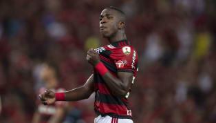 VÍDEO | El gol de Vinicius en el clásico más picante de Brasil