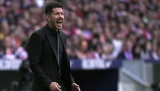 Diego Simeone Sings the Praises of Legendary Atlético Striker After Farewell Match