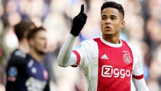 Man Utd & Tottenham Target Justin Kluivert Slams Ajax & Insists He Will Not Sign New Deal