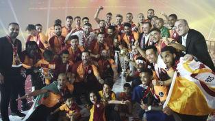 Şampiyonluk Kutlamasında Galatasaray'dan Fenerbahçe'ye Gönderme