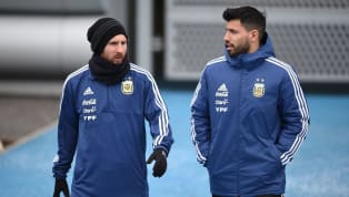 'Kun Can Come to Me': Lionel Messi Quashes Talk of Man City Move to Link Up With Argentina Teammate