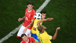 5 Hal dari Hasil Imbang 1-1 Brasil Kontra Swiss - Piala Dunia 2018