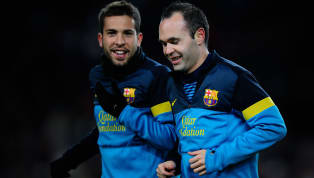 Jordi Alba Reveals How Departing Barça Legend & Spain Teammate Predicted Euro 2012 Final Win