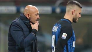 """Inter, Spalletti: """"Icardi? Non parlo con le mogli dei calciatori, ma con i calciatori stessi"""""""