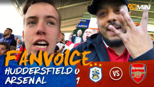 FanVoice | Huddersfield 0-1 Arsenal | Gunners Raise Game to See Wenger Off With One Last Win