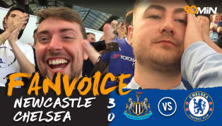 FanVoice | Newcastle 3-0 Chelsea | Conte's Blues Collapse as Benitez's Boys End Season in Style