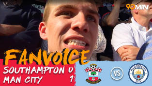 FanVoice | Southampton 0-1 Manchester City | Late Jesus Stunner Seals Magic 100 Point Mark