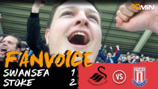 FanVoice | Swansea 1-2 Stoke | Swans Relegated as Potters Snatch Away Day Victory