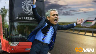 VIDEO: Jose Mourinho's Man Utd Made to Pay For Parking the Bus in 1st Half of FA Cup Final