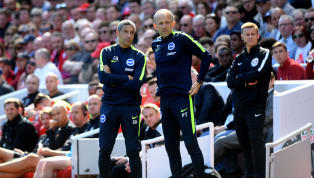 Chris Hughton Reflects on Brighton's Debut Season Following 4-0 Defeat to Liverpool