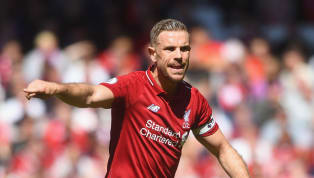 Liverpool Skipper Jordan Henderson Reveals How Father's Illness Has Spurred Him On to Better Things