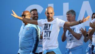 CHÍNH THỨC: Guardiola gia hạn hợp đồng với Man City