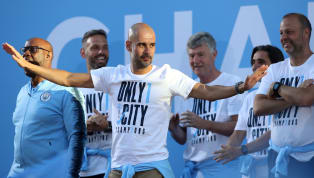 Pep Guardiola Reveals His 'Favourite' Premier League Rival to Watch Ahead of 2018/19 Title Defence