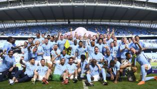 Manchester City và những đội bóng chạm mốc 100 điểm trong lịch sử