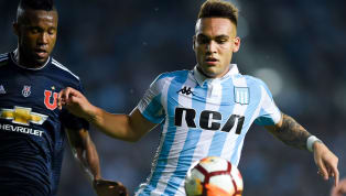 Argentina International Heads to Italy to Finalise Inter Switch From Racing Club