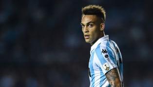 """Inter, Lautaro Martinez ha firmato: """"Un sogno essere qui, è il giorno più importante della mia vita"""""""