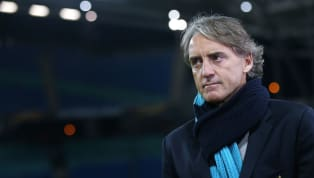 Italy Appoint Former Man City Boss Roberto Mancini As New National Team Manager