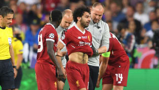 Injury Analysis: Everything You Need to Know About Salah's Suspected Shoulder Injury in 1 Minute