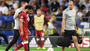Saudi Sports Administrator Gives Opinion on Length of Mohamed Salah Injury Layoff