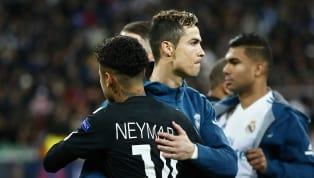 DÉCLA : Quand CR7 ironise sur l'arrivée de Neymar au Real Madrid