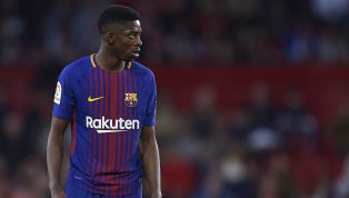 French Fans' Fears Eased as Barcelona Confirm Ousmane Dembele Suffered Sprained Ankle