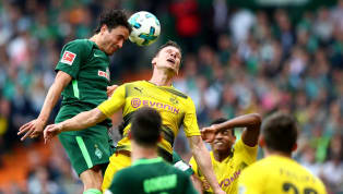 Borussia Dortmund 'Offer' €15m for Werder Bremen Midfielder & Premier League Target Thomas Delaney