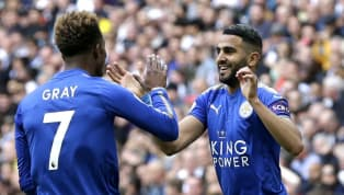 Man City Ready to Finally Land Riyad Mahrez After Leicester Drop Asking Price