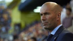Zinedine Zidane Blames Champions League Distraction as Real Madrid Throw Away 2-Goal Lead