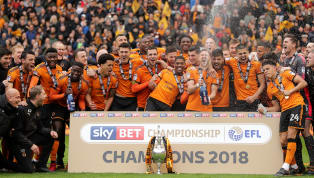 Championship-Winning Wolves Squad Set to Receive £8m Bonus Pot Following Promotion