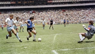 Diego Maradona Refuses to Apologise to Peter Shilton for 'Hand of God' Incident at 1986 World Cup