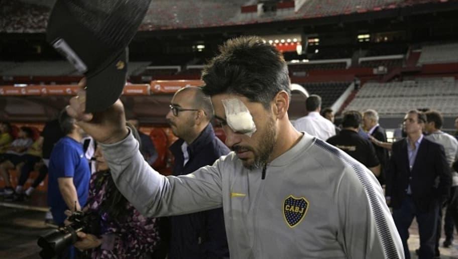 Capitão do Boca, Pérez fala em 'medo de morrer' com uma possível volta ao estádio do River 5bfc5957a133b673b4000002
