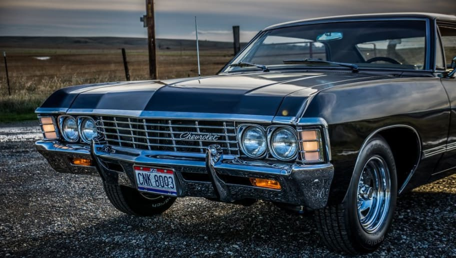 Things You Didnt Know About Deans Chevrolet Impala In - Supernatural show car